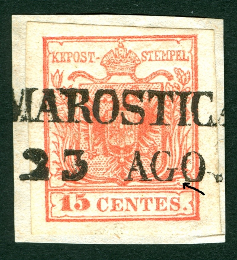 Lombardei - Venetien 1850 - 1858 - Seite 2 15_cen25
