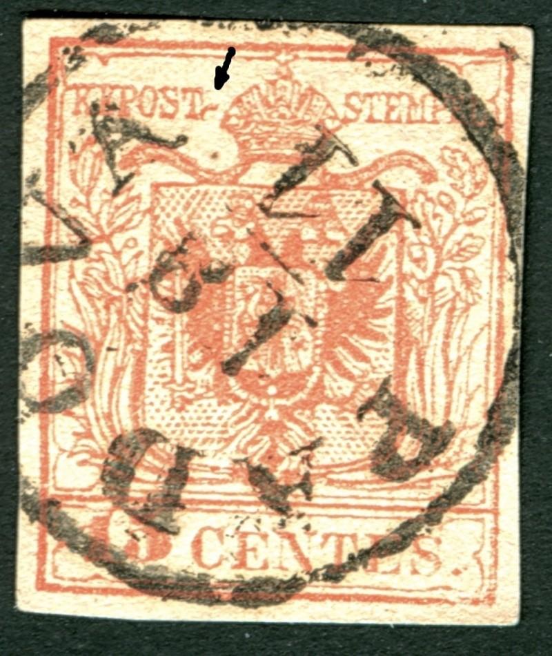 Lombardei - Venetien 1850 - 1858 - Seite 2 15_cen27