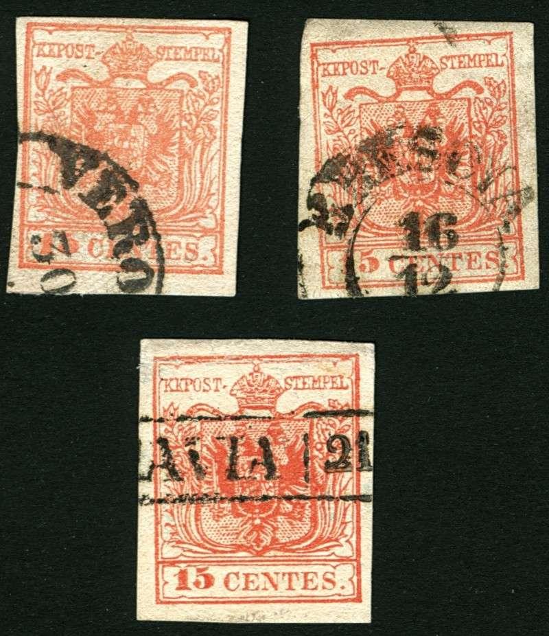Die erste Österreichische Ausgabe 1850 - Seite 2 15_cen28