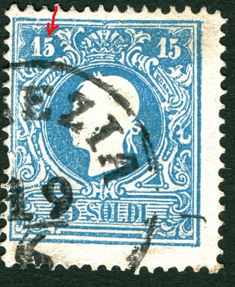 Lombardei-Venetien, Ausgabe 1858/62, 1859/62 15_s_p10