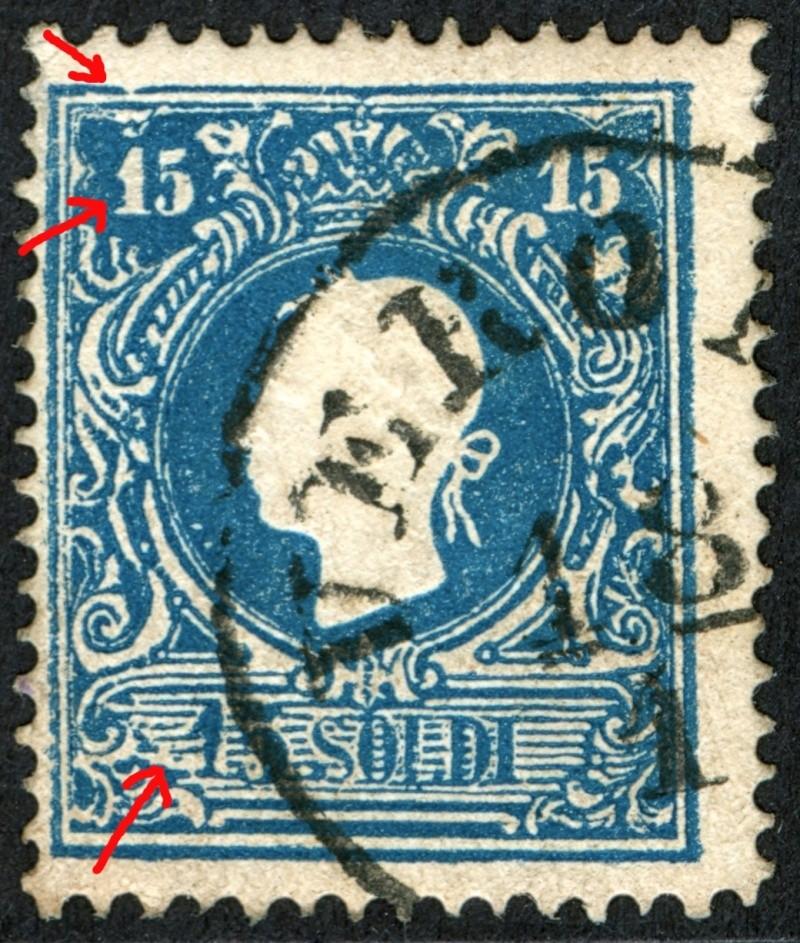Lombardei-Venetien, Ausgabe 1858/62, 1859/62 15_s_p11