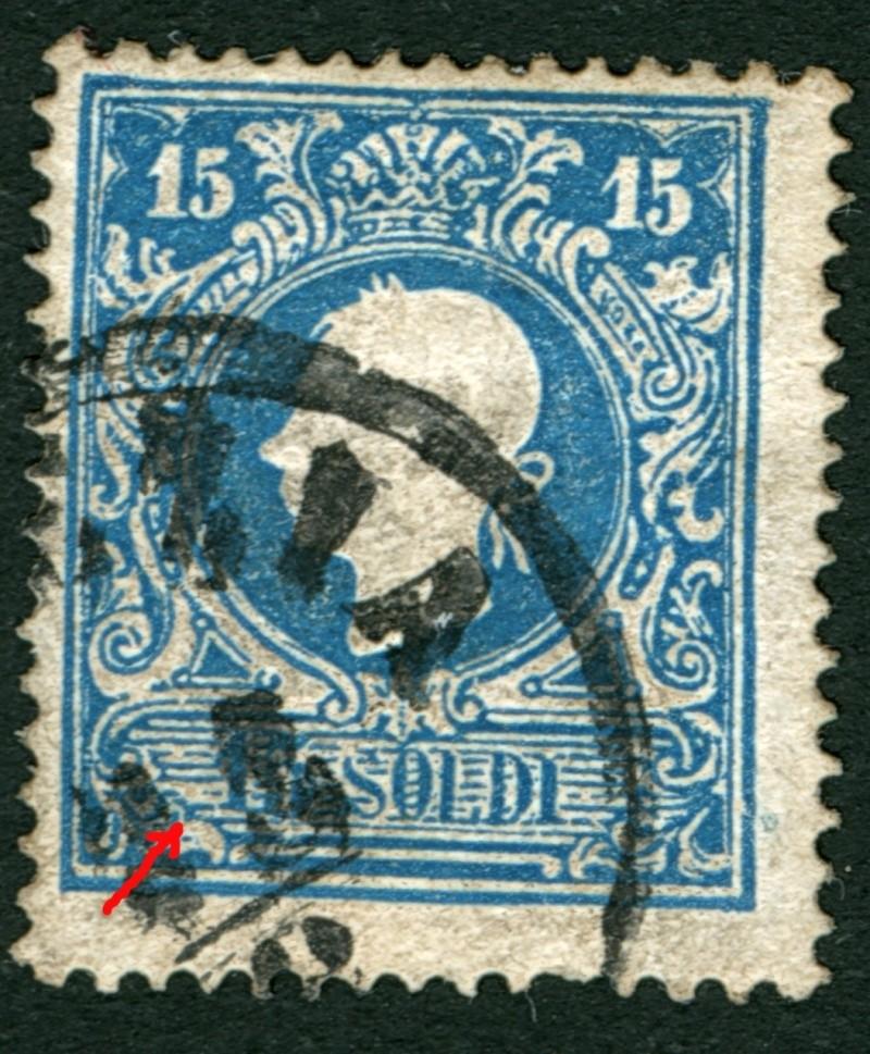 Lombardei-Venetien, Ausgabe 1858/62, 1859/62 15_s_p12