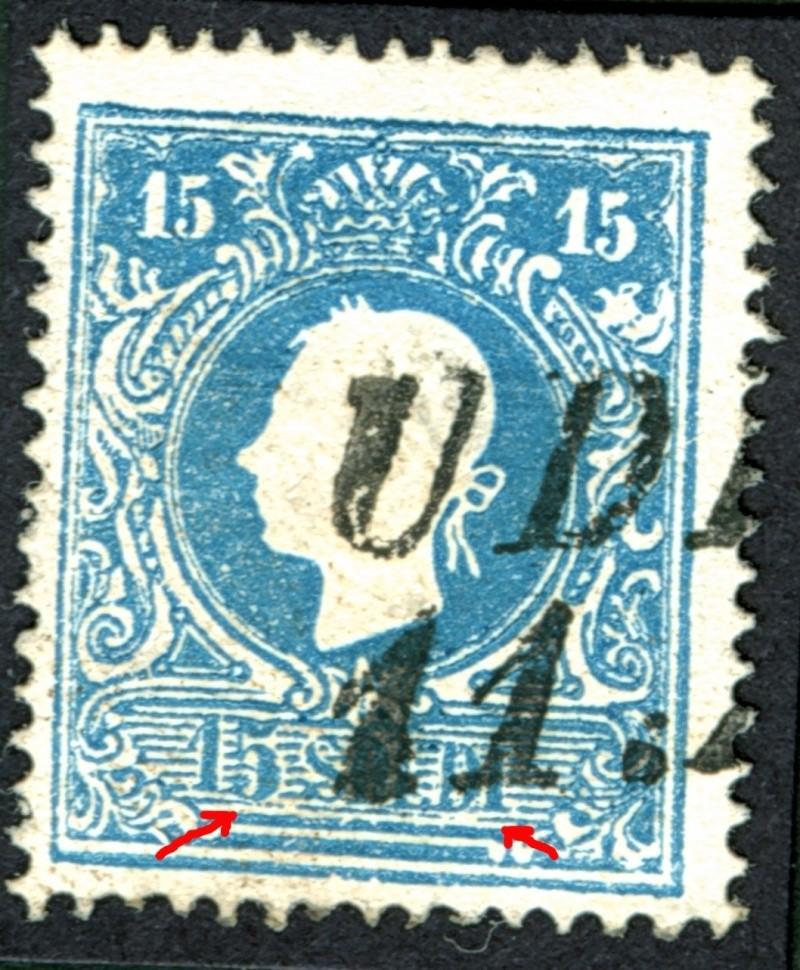 Lombardei-Venetien, Ausgabe 1858/62, 1859/62 15_s_p13