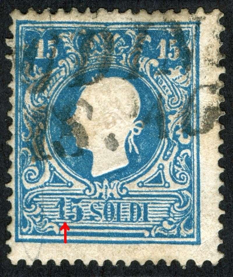 Lombardei-Venetien, Ausgabe 1858/62, 1859/62 15_s_p17