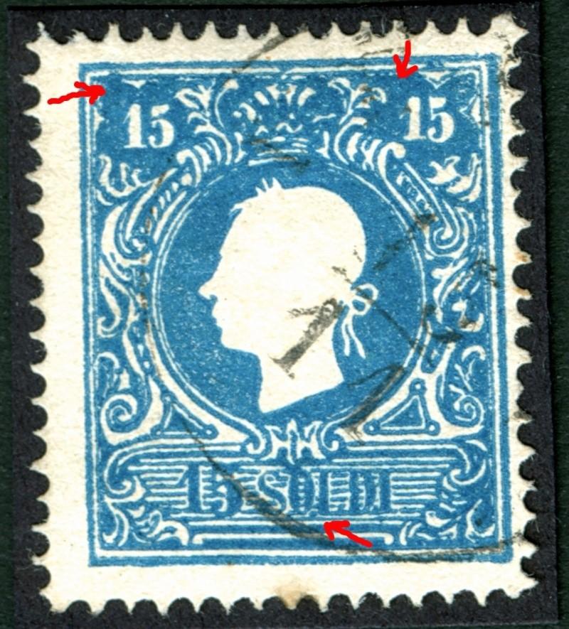 Lombardei-Venetien, Ausgabe 1858/62, 1859/62 15_s_p18