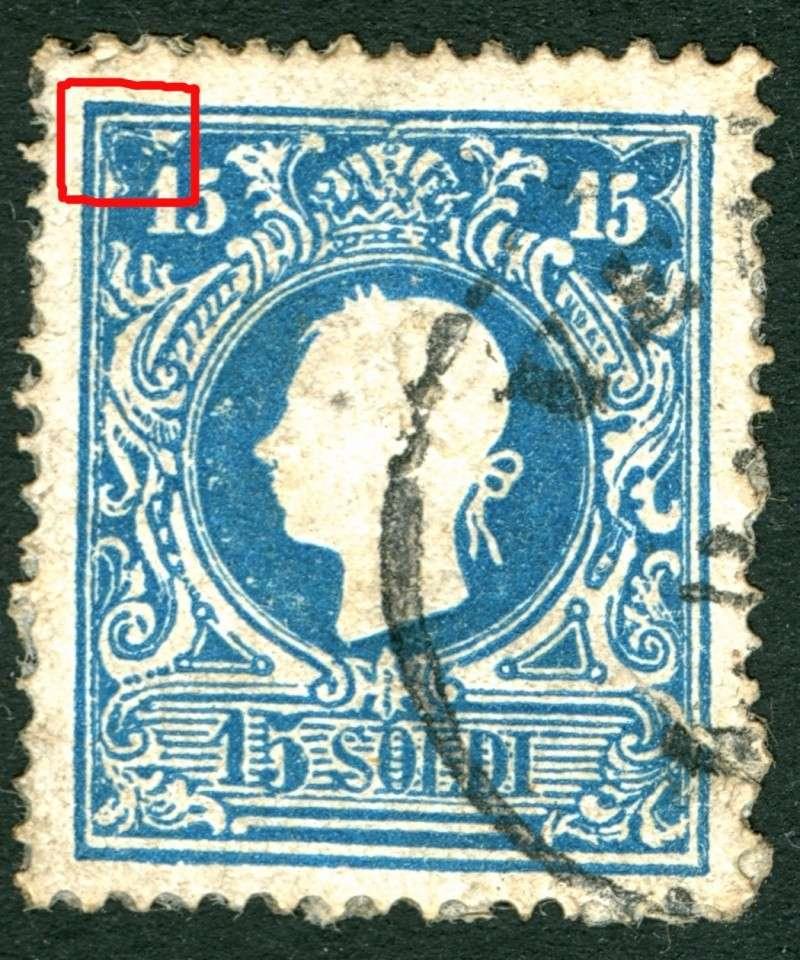 Lombardei-Venetien, Ausgabe 1858/62, 1859/62 15_s_p20