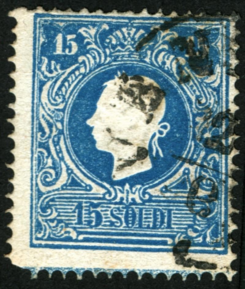 Lombardei-Venetien, Ausgabe 1858/62, 1859/62 15_sol11