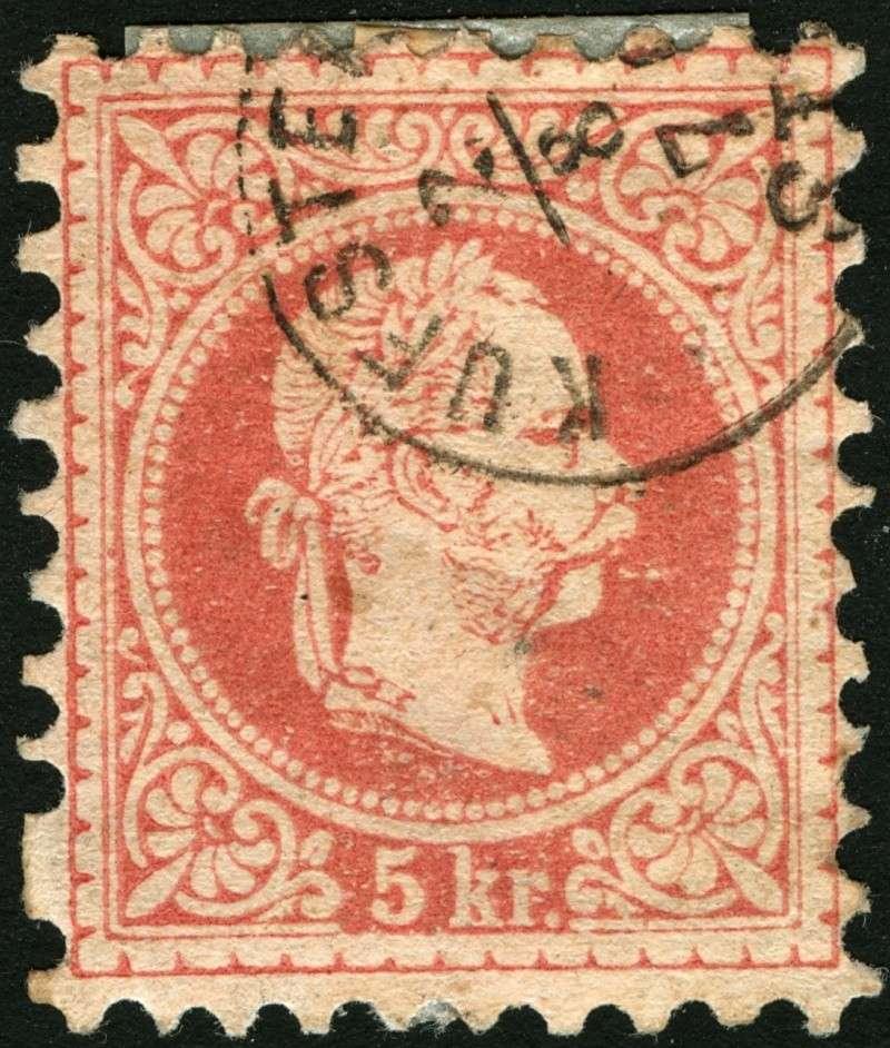 Freimarken-Ausgabe 1867 : Kopfbildnis Kaiser Franz Joseph I - Seite 5 1_fehl10