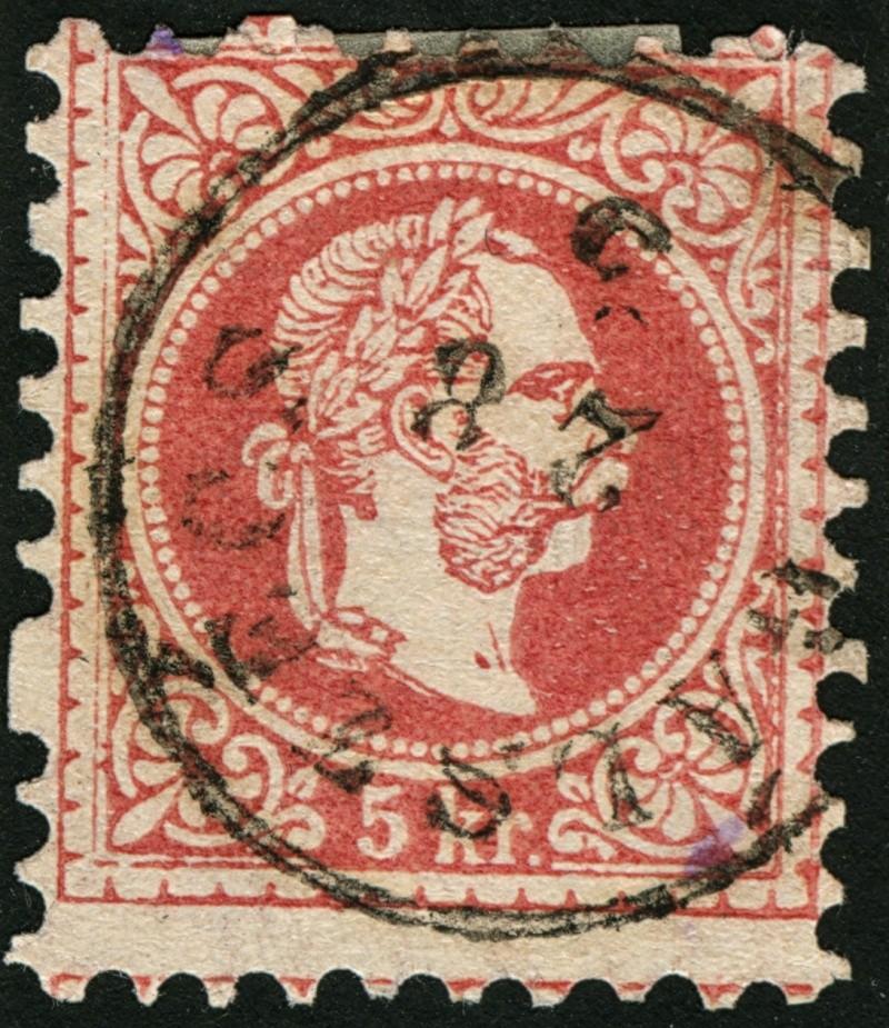 Freimarken-Ausgabe 1867 : Kopfbildnis Kaiser Franz Joseph I - Seite 5 1_fehl12