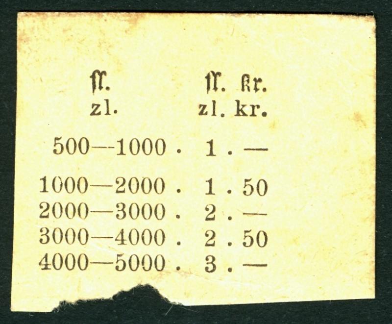 Freimarken-Ausgabe 1867 : Kopfbildnis Kaiser Franz Joseph I - Seite 4 25_kr_11