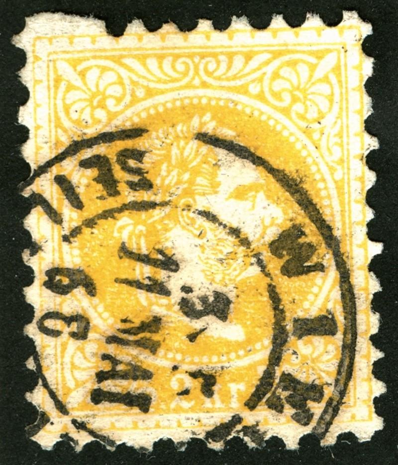 Freimarken-Ausgabe 1867 : Kopfbildnis Kaiser Franz Joseph I - Seite 5 2_fehl10
