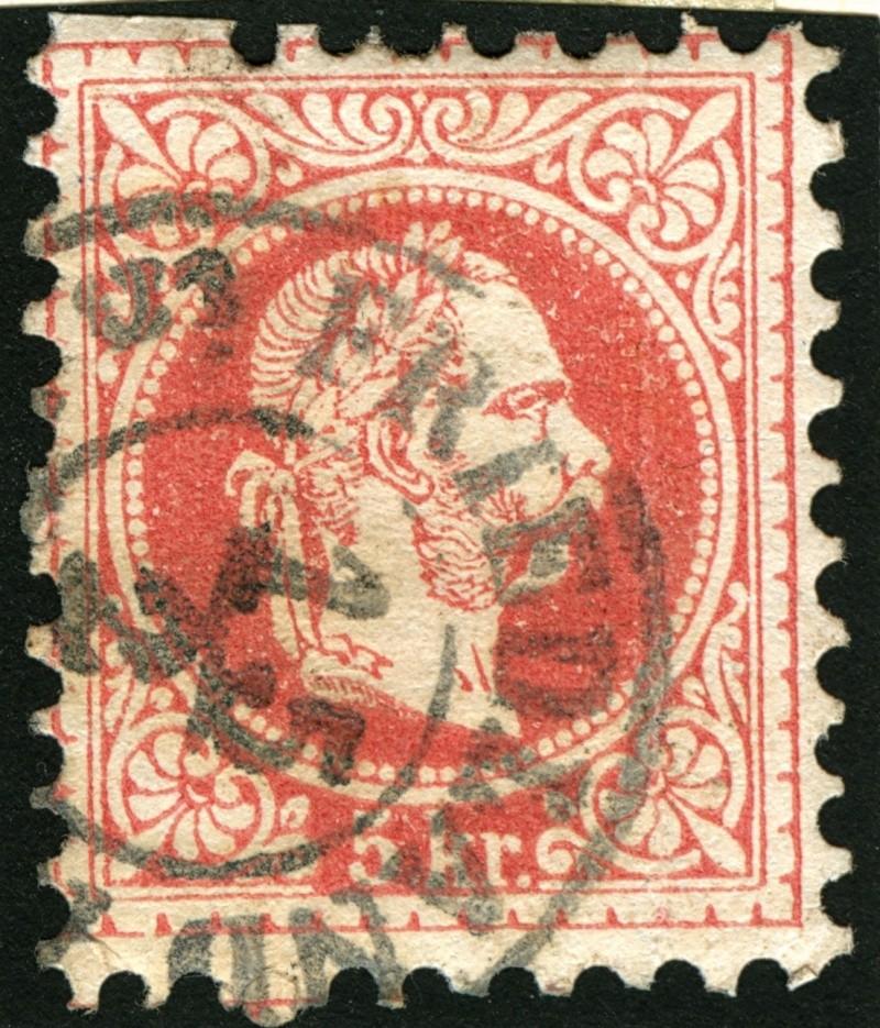 Freimarken-Ausgabe 1867 : Kopfbildnis Kaiser Franz Joseph I - Seite 5 2_fehl11