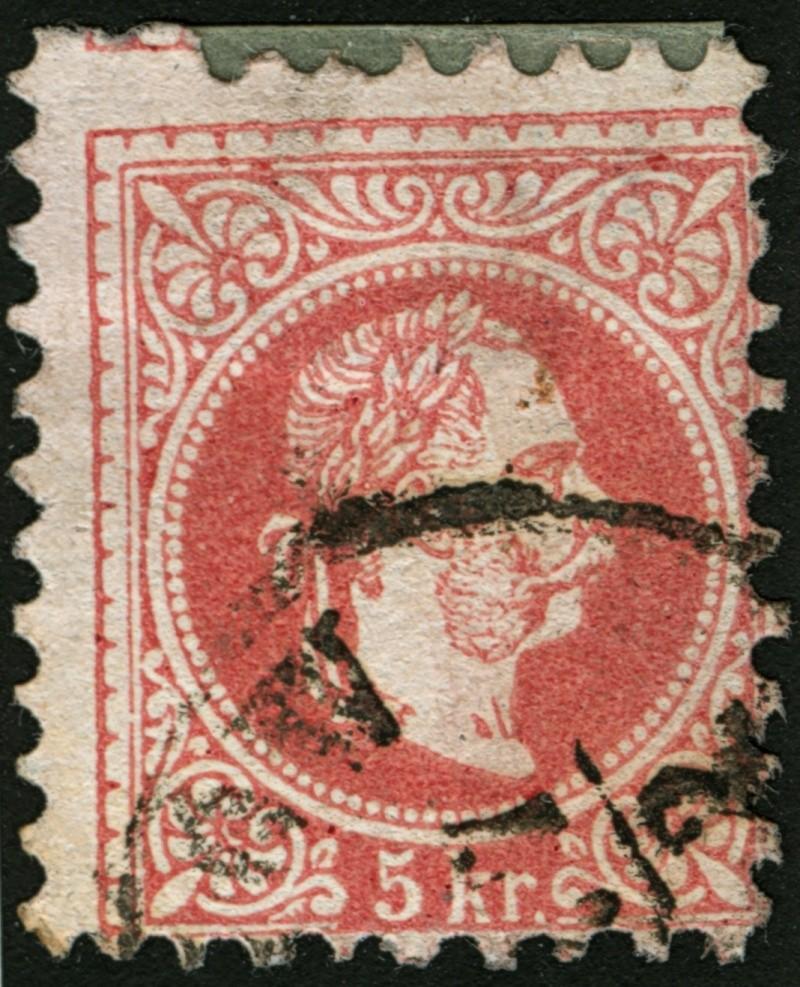 Freimarken-Ausgabe 1867 : Kopfbildnis Kaiser Franz Joseph I - Seite 5 2_fehl12