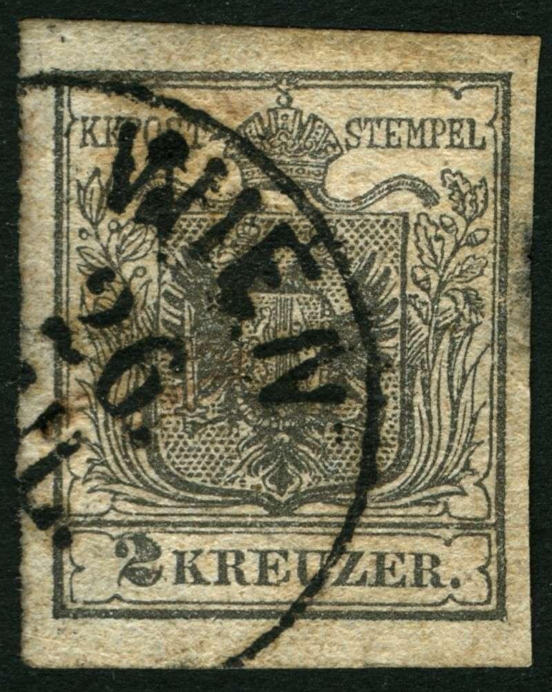 Die erste Österreichische Ausgabe 1850 - Seite 2 2_kr_112