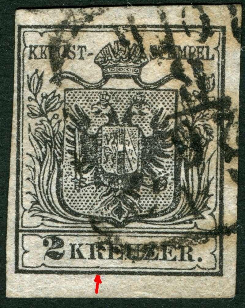 Die erste Österreichische Ausgabe 1850 - Seite 2 2_kr_113