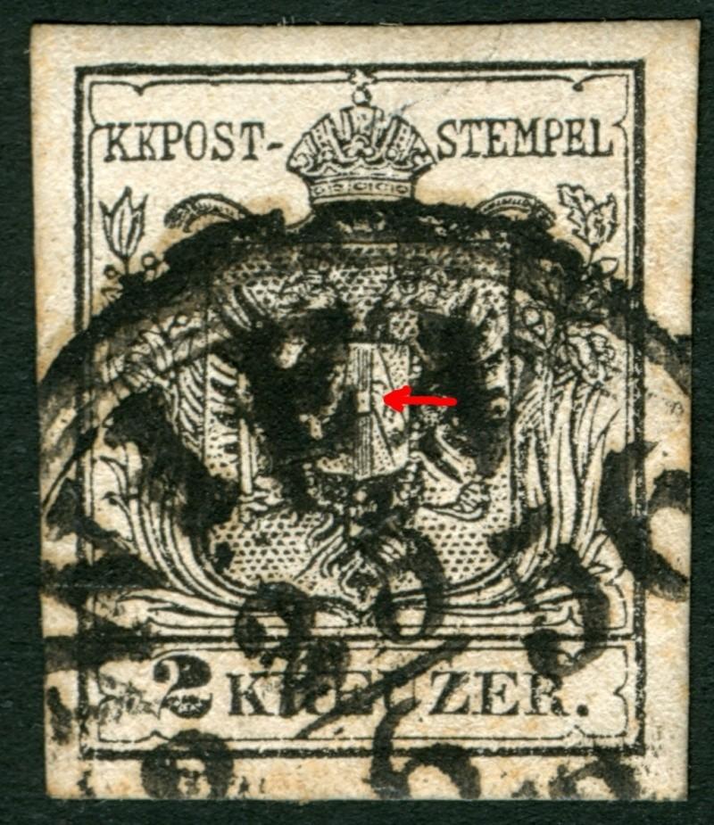 Die erste Österreichische Ausgabe 1850 - Seite 2 2_kr_114