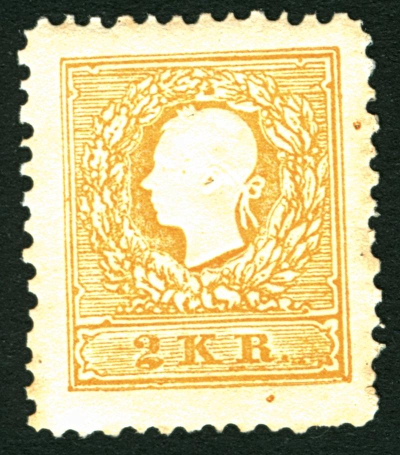 Die Freimarkenausgabe 1858 Type I und II - Seite 2 2_kr_115