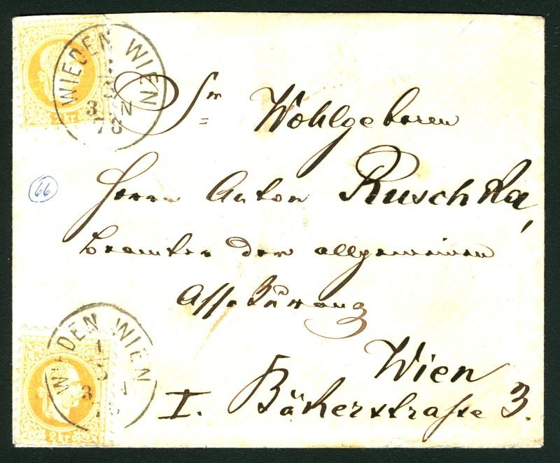 Freimarken-Ausgabe 1867 : Kopfbildnis Kaiser Franz Joseph I - Seite 3 2_x_2k10