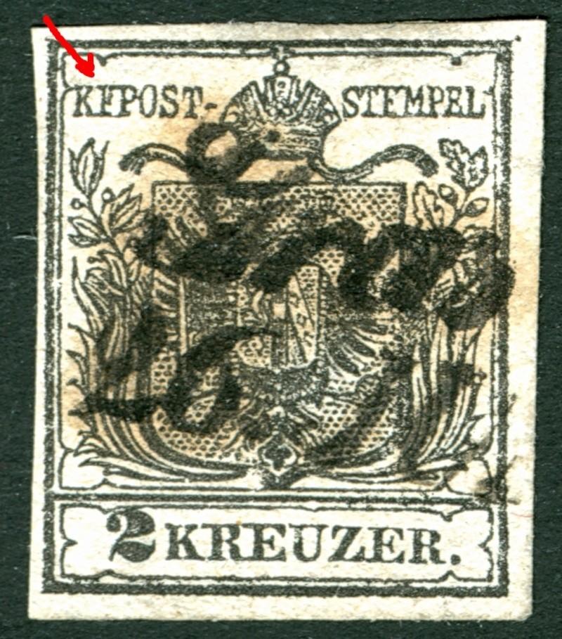 Die erste Österreichische Ausgabe 1850 - Seite 2 2kr_1810