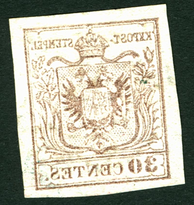 Lombardei - Venetien 1850 - 1858 30_cen11