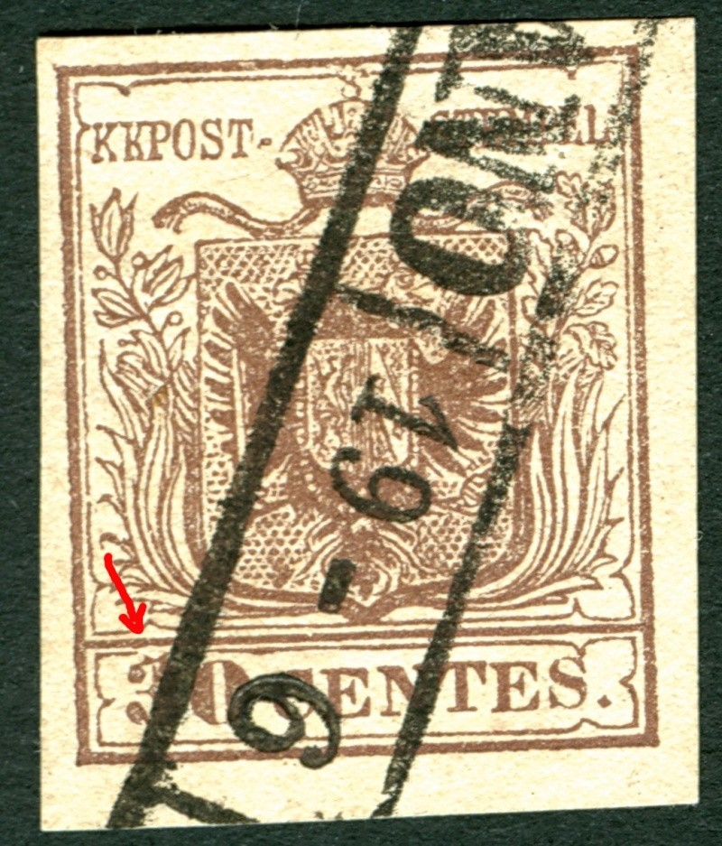 Lombardei - Venetien 1850 - 1858 - Seite 2 30_cen12
