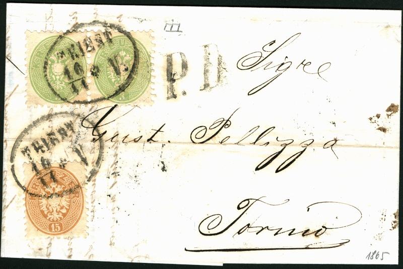 Die Freimarkenausgabe 1863/1864 3315_k10