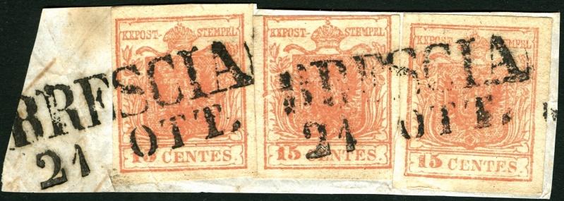 Lombardei - Venetien 1850 - 1858 - Seite 2 3x15_c11