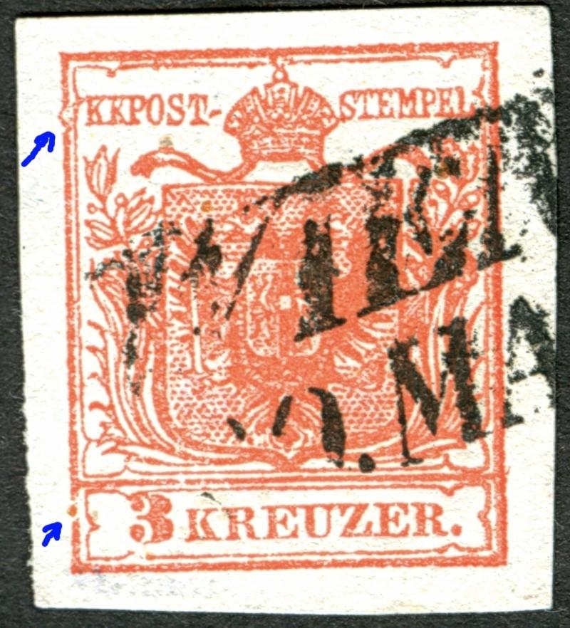Die erste Österreichische Ausgabe 1850 - Seite 3 5_kr_114