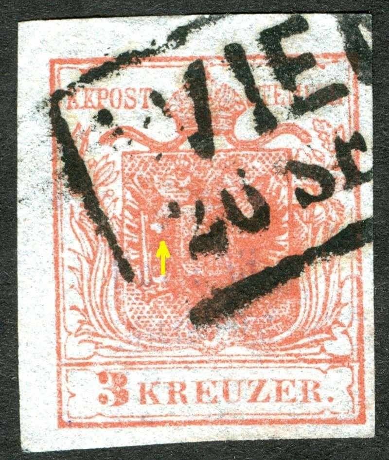 Die erste Österreichische Ausgabe 1850 - Seite 3 5_kr_116