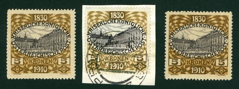 Nachdrucke der Gedenkausgabe 1910 5_kron10