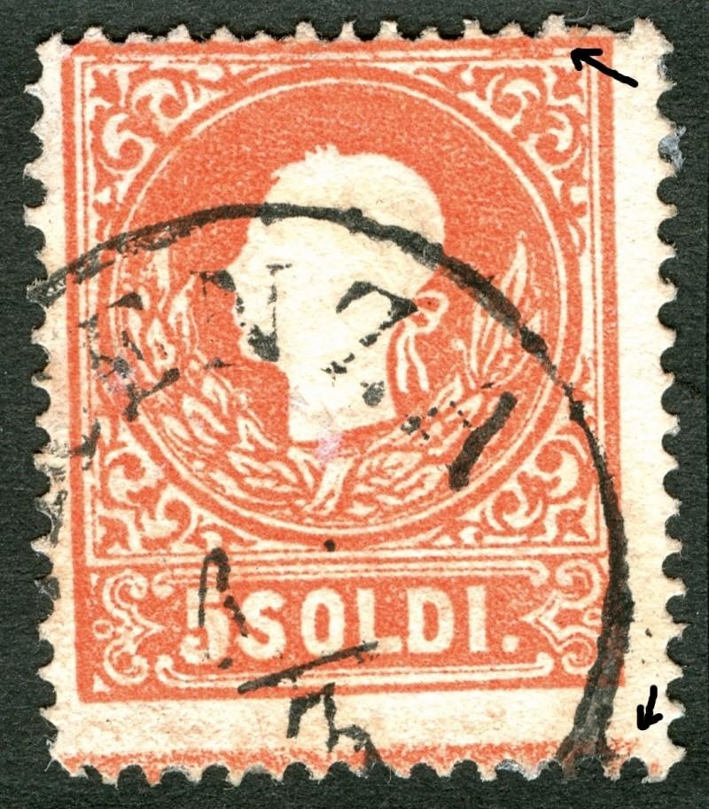 Lombardei-Venetien, Ausgabe 1858/62, 1859/62 - Seite 2 5_s_pf10