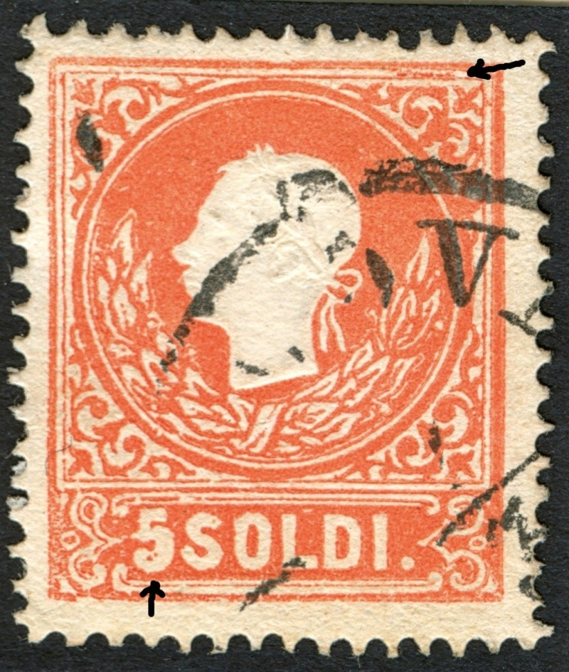 Lombardei-Venetien, Ausgabe 1858/62, 1859/62 - Seite 2 5_s_pf11