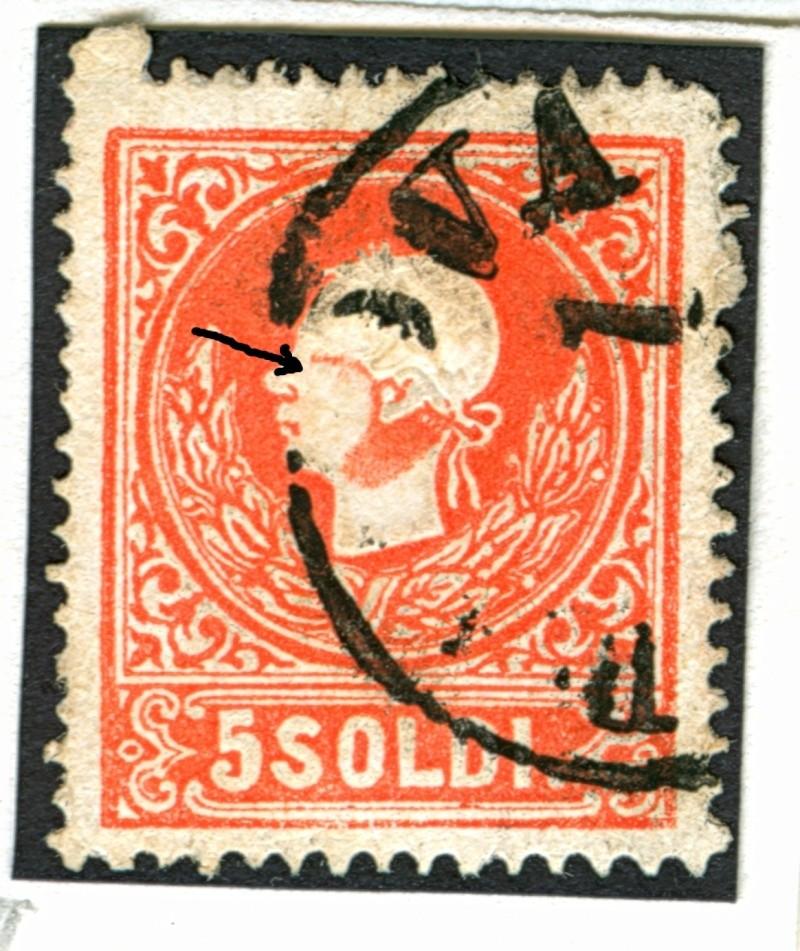 Lombardei-Venetien, Ausgabe 1858/62, 1859/62 - Seite 2 5_sold19