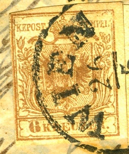 Die erste Österreichische Ausgabe 1850 - Seite 2 6_kreu10