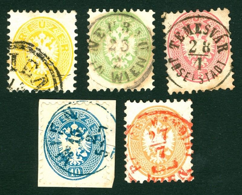 Die Freimarkenausgabe 1863/1864 Ausgab11
