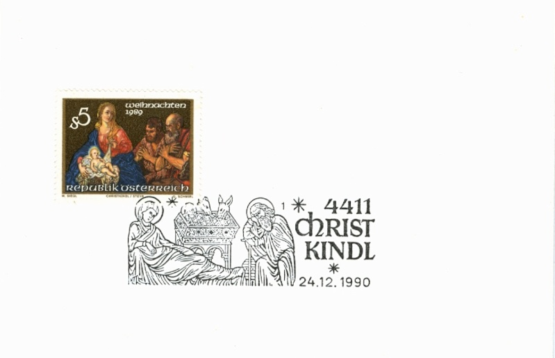 Christkindl Stempel Christ23