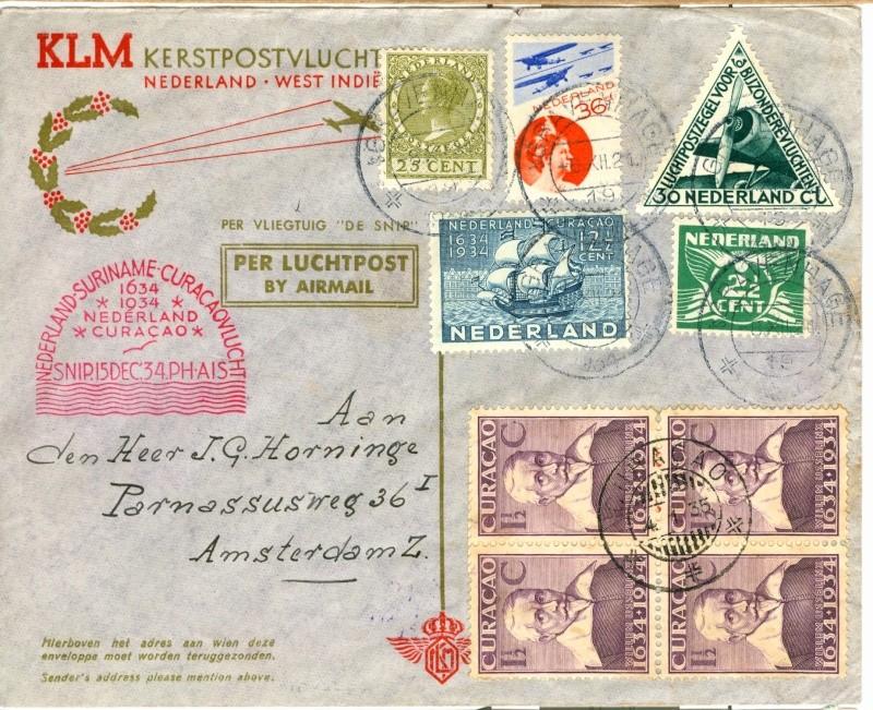 KLM : Koninklijke Luchtvaartmaatschappij (Niederlände) Curaaa10