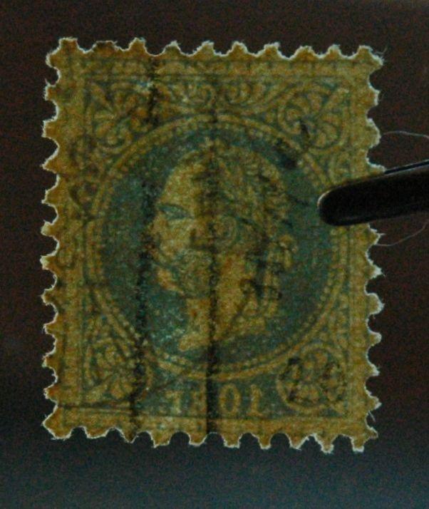 Freimarken-Ausgabe 1867 : Kopfbildnis Kaiser Franz Joseph I - Seite 6 Dsc_0410