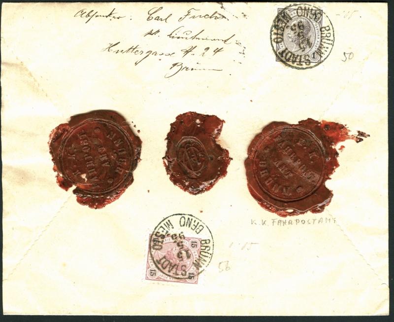 Die Freimarkenausgabe 1891/1896 Geldbr13