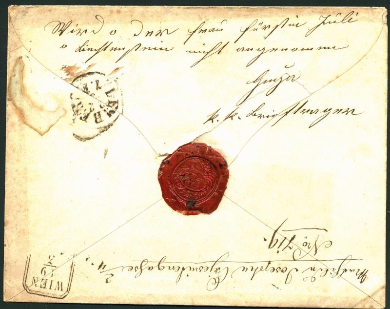 Die Freimarkenausgabe 1863/1864 Lember11