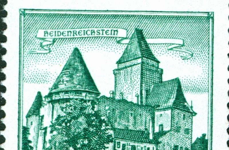 """Bauwerke und Baudenkmäler """"Bautenserie"""" - Seite 3 M210"""