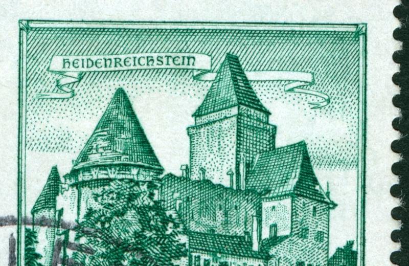 """Bauwerke und Baudenkmäler """"Bautenserie"""" - Seite 3 M310"""
