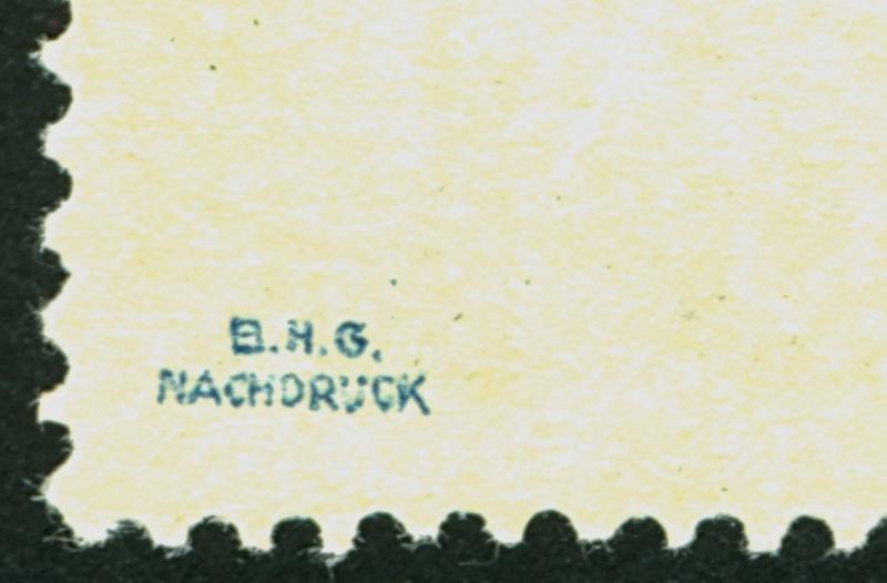Nachdrucke der Gedenkausgabe 1910 Nachdr10