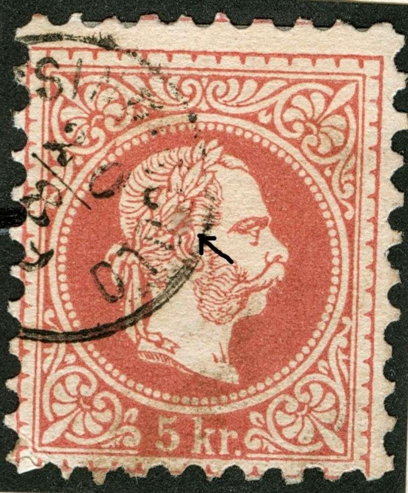 Freimarken-Ausgabe 1867 : Kopfbildnis Kaiser Franz Joseph I - Seite 5 Nagel410
