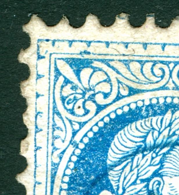 Freimarken-Ausgabe 1867 : Kopfbildnis Kaiser Franz Joseph I - Seite 3 Pf10
