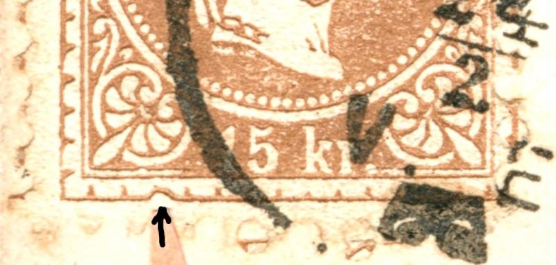 Freimarken-Ausgabe 1867 : Kopfbildnis Kaiser Franz Joseph I - Seite 3 Pf11