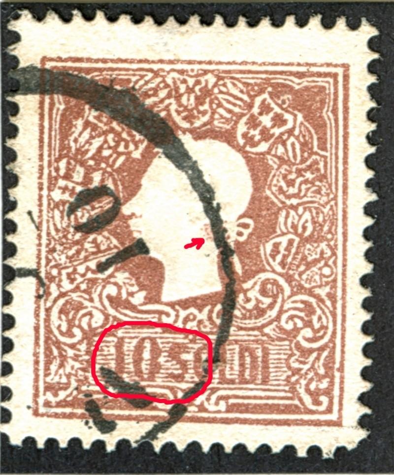 Lombardei-Venetien, Ausgabe 1858/62, 1859/62 Pf110