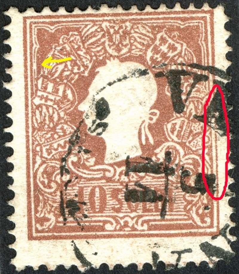 Lombardei-Venetien, Ausgabe 1858/62, 1859/62 Pf1311