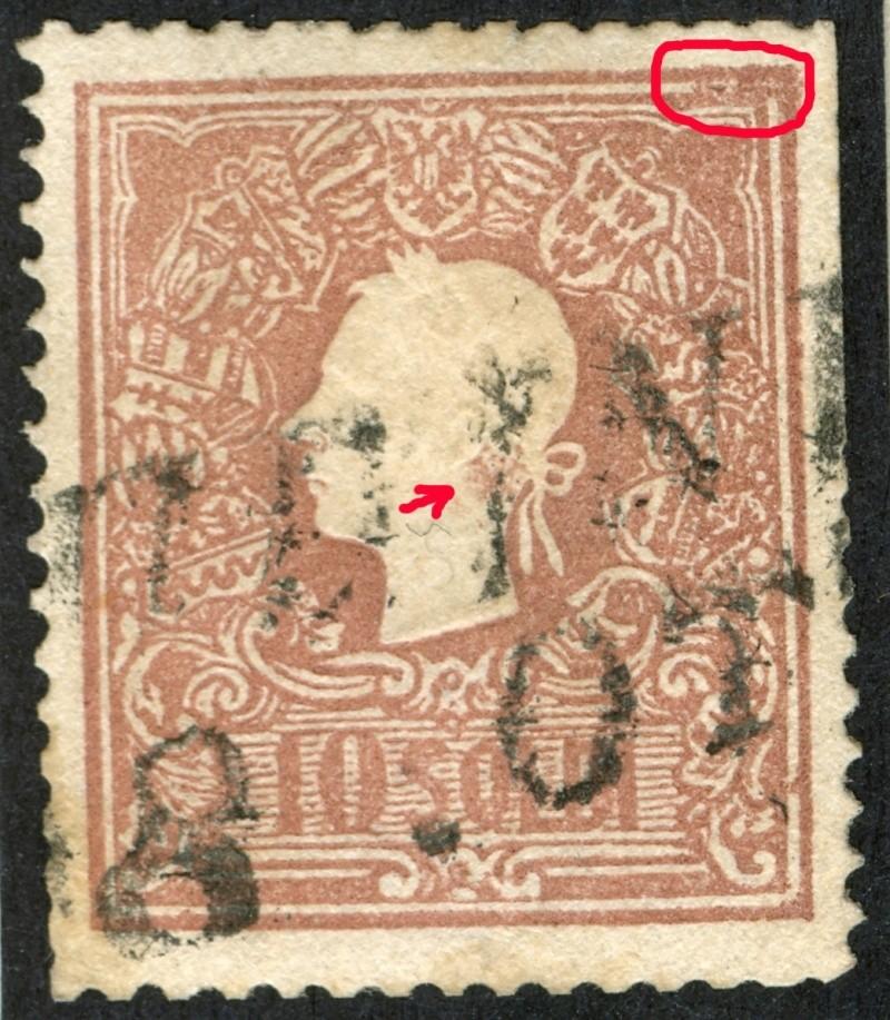 Lombardei-Venetien, Ausgabe 1858/62, 1859/62 Pf1410