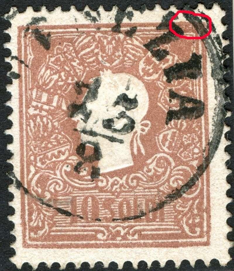 Lombardei-Venetien, Ausgabe 1858/62, 1859/62 Pf1610
